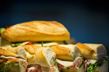 Baguettes catering
