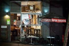 Caffè Amici, open nights